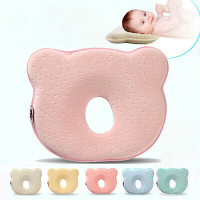 Preventing Flat Head Baby Protection Cotton Soft Infant Cushion Neck Care Pillow