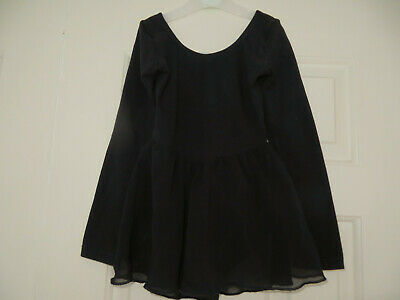 Pretty black leotard for girl age 2-4yrs from BLOCH