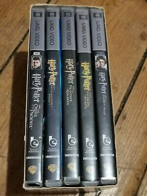 Psp umd box set Harry Potter Years 1-5