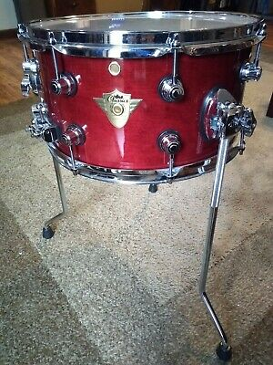 "Dw Custom Classics Cocktail (Floor) Snare Drum -Very Nice 14"" X 7 & 3/8"