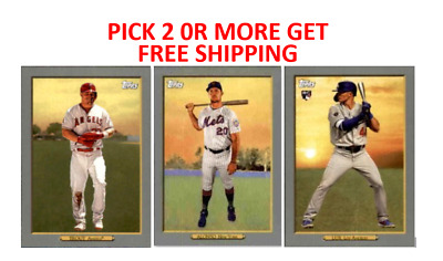 2020 Topps Series 1 Turkey Red Singles Pick 2 or More Get Free Shipping