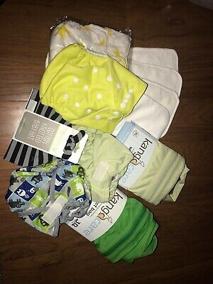 11 Piece Cloth Diaper Lot NEW WITH TAGS