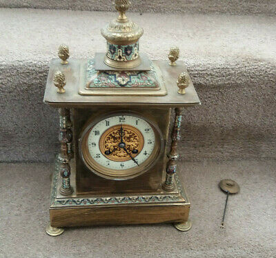 Japy Freres clock (complete restoration required)