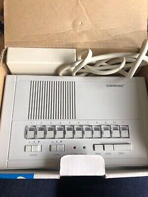 Commax Intercom System Model CM-211m