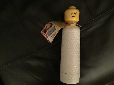 Lego drinking water bottle 0.4 litres brand new plastic team new with labels