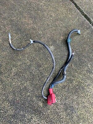 94-01 ACURA INTEGRA BATTERY CABLE WIRE SET POSITIVE /& NEGATIVE BOTH OEM