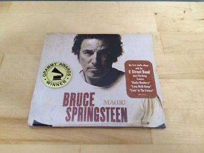"""Bruce Springsteen """"Magic"""" CD (Oct-2007, Columbia (USA)) NEW & SEALED"""
