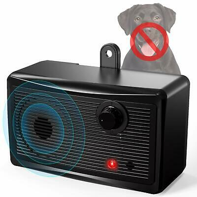 Anti Barking Control Device Ultrasonic Dog Bark Deterrent (Battery Not Included)