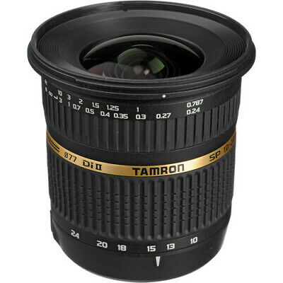 Tamron SP AF 10-24mm f / 3.5-4.5 DI II Zoom Lens For Sony DSLR Cameras B001S-700