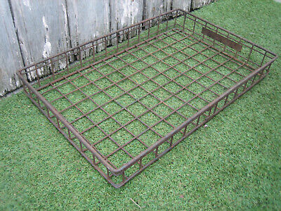 Wire Crate Vintage Retro Antique