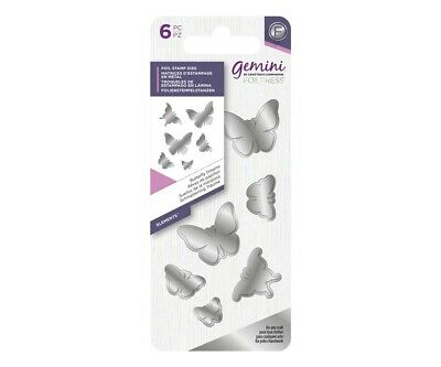 Crafter's Companion Gemini Foil Stamp 'N' Cut Die Elements Butterfly Dreams