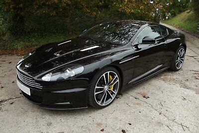 2012 62 Aston Martin DBS 6.0 V12 Touchtronic 2+2 Coupe