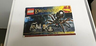 Lego Lord Of The Rings Herr Der Ringe 9470 Spinne Shelob Attacks Neu Ovp New Lego Baukasten Sets
