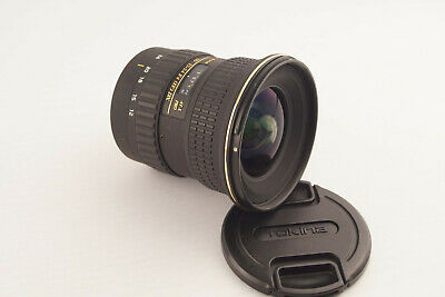 Tokina AT-X Pro AF 12-24mm F4 (IF) DX Canon Mount # 5056