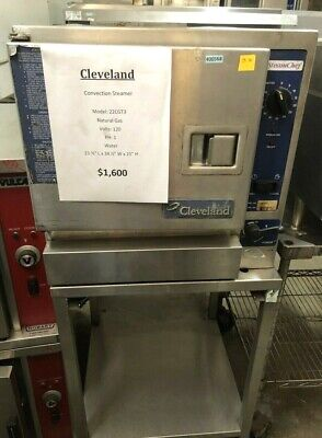 Cleveland Convection Steamer 22CGT3
