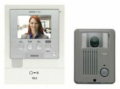 AIPHONE JFS-2AED Video Intercom Station Kit,ABS