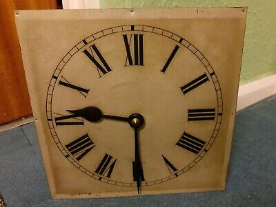 Longcase Clock Striking Chain Driven German F.M.S Movement For Restoration