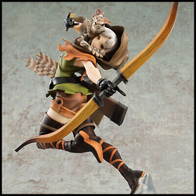 """No water Parts 1//7 Fantasy Figurine Unpainted Resin Kit /"""" FIN /"""" Elf on Base"""