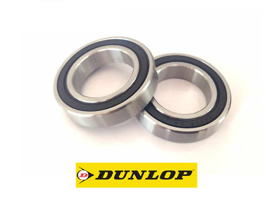 6903-ZZ THIN SECTION TOP QUALITY BEARINGS 17x30x7mm PAIR OF DUNLOP 61903-2Z