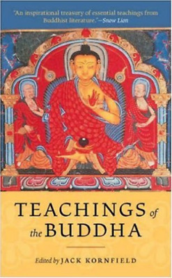 Kornfield, Jack (Edt)/ Fron...-Teachings Of The Buddha BOOK NEUF