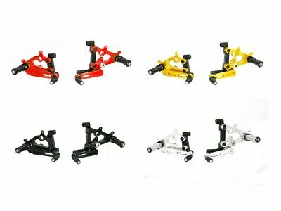Ducati Panigale 899/959/1199/1299/V2 Rearsets - Ducabike