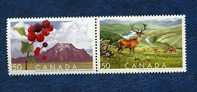 CANADA NO 2106a, BIOSPHERE RESERVES , MINT NH