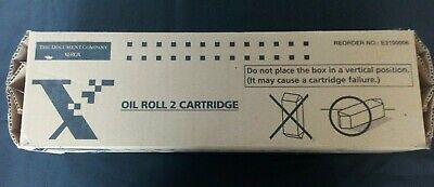 Original C410 (E3100006) Oil Roll for Xerox Printer NEW SEALED