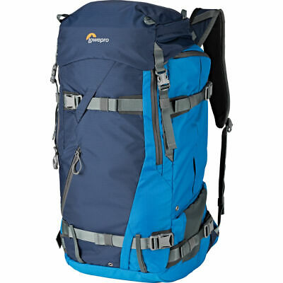Lowepro Powder Backpack 500 AW (Midnight and Horizon Blue) Mfr # LP37231