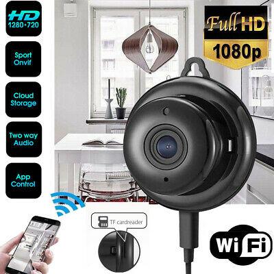 Infrared Camera Security Wi-Fi Baby Monitor CCTV Home Cam Wireless Night Vision