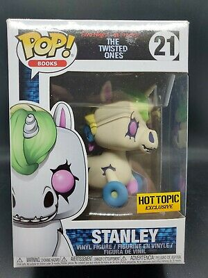 -... RS Vinyl Five Nights at Freddy/'s: Twisted Ones Stanley US Exclusive Pop