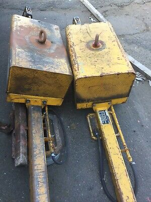 2 x Nagron Aerolift - 500Kgs/1000Kgs - Spares And Repairs