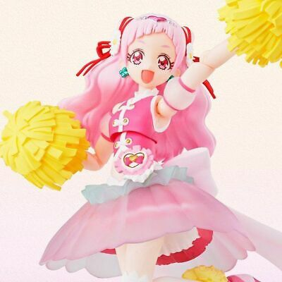 Ale Figure Anime Tracking# Precure Cheerful Precure Style DX Cure Yell Hugtto