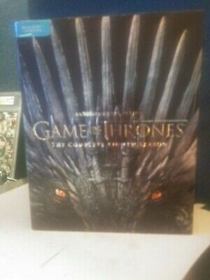 HBO Game of Thrones The Complete Eighth Season DVD