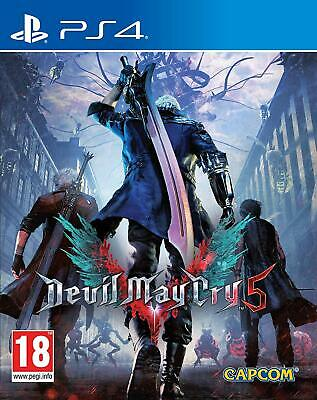Devil May Cry 5 Ps4 Uk