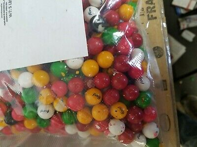 FORD BRANDED GUMBALLS New real 5 lbs bag 2nd  Cond.  With LIC. C@@L  made in USA