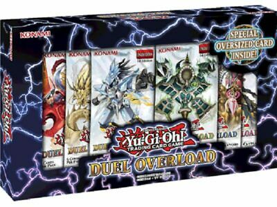 Playset X3 Only £1.19 Yugioh Duel Overload Ultra Rare *Duov* Cards. Instock Now