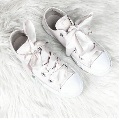 Chuck Taylor All Star Baby Pink Ribbon Converse Women's Size 5