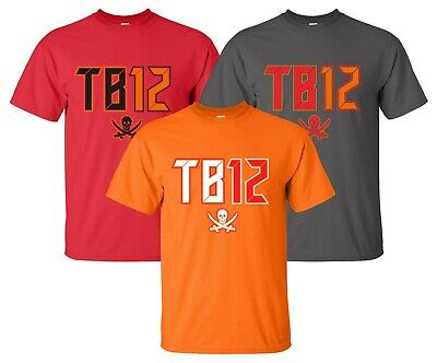 """TB12"" T-Shirt tampa bay bucs buccanneers tom brady tombrero goat election gift"
