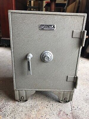 Vintage Meilink -SAFE- Heavy Duty- Home or Business- Class C Fire Rated