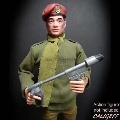 Vintage action Man Vintage Flame Thrower Clip Brass Reproduction