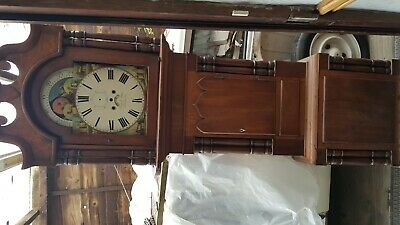 Grandfather clock project
