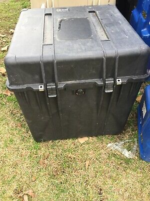 """Pelican Model 0370 Storage Case ~ 24"""" Cube With Foam Insert.. Free Shipping"""
