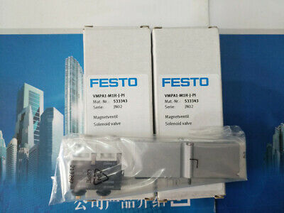FESTO 525134 MHA3-M1H-3//2G-3 SOLENOID VALVE SUPPLIED IN PACK OF 1