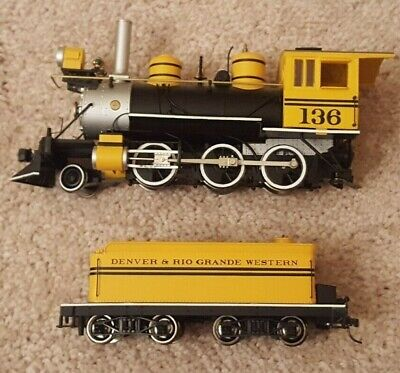 Bachmann On30 Box for 4-4-0 Early American Steam Locomotive Includes clam shell