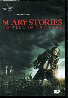 Scary Stories To Tell In The Dark Dvd  Guillermo Del Toro