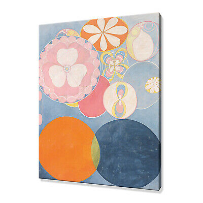 Hilma af Klint Abstract Canvas Print Picture Wall Art Avanen No 17 Fast Delivery