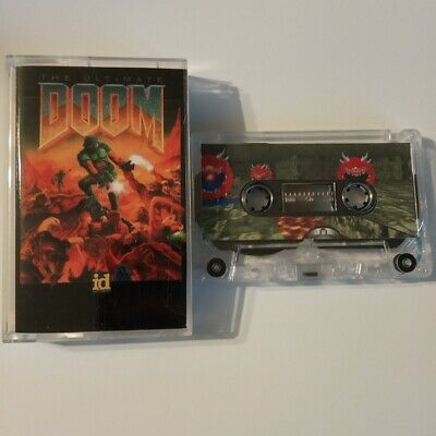 Bobby Prince‎ The Ultimate Doom SOUNDTRACK [check info before buy]
