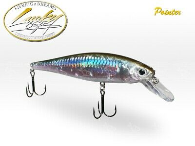 Lucky Craft Pointer 100 SP 10cm 18g Fishing Lures Various Colors