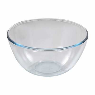 Pyrex Classic Glass Mixing Bowls Ovenproof Mocrowave and Dishwasher 3 Litre
