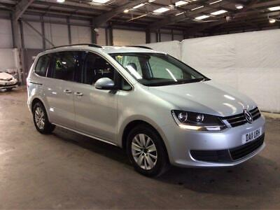 2011 Volkswagen Sharan 2.0 TDI BlueMotion Tech SE 5dr